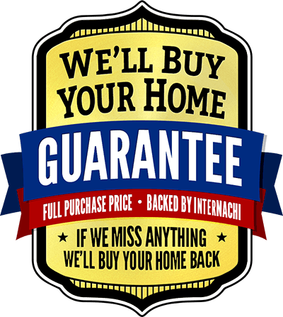 Home inspection We'll Buy Your Home Back Guarantee Columbus Ohio